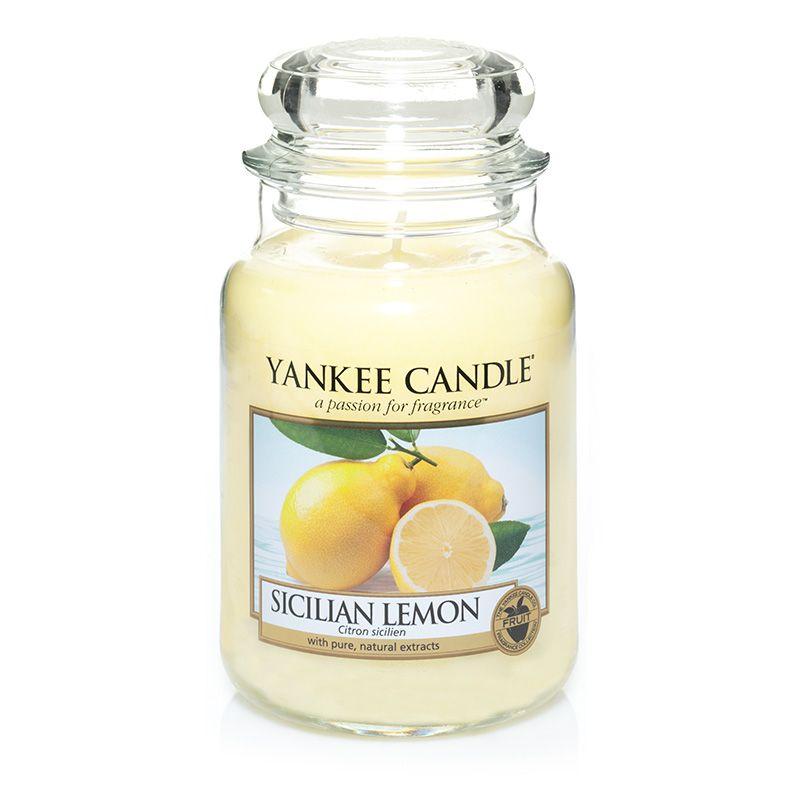 Yankee Candle Sicilian Lemon