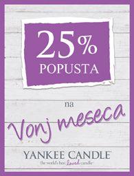 25 % popust