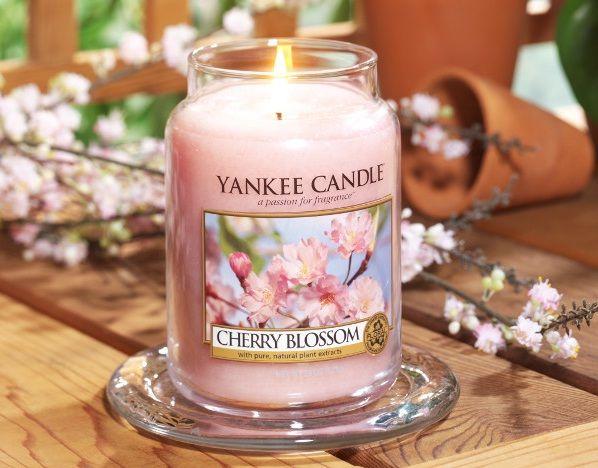 Yankee Candle dišeče sveče